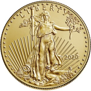 2020 American Gold Eagle