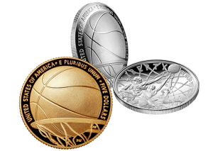 2020 Basketball Commemorative Coin Program