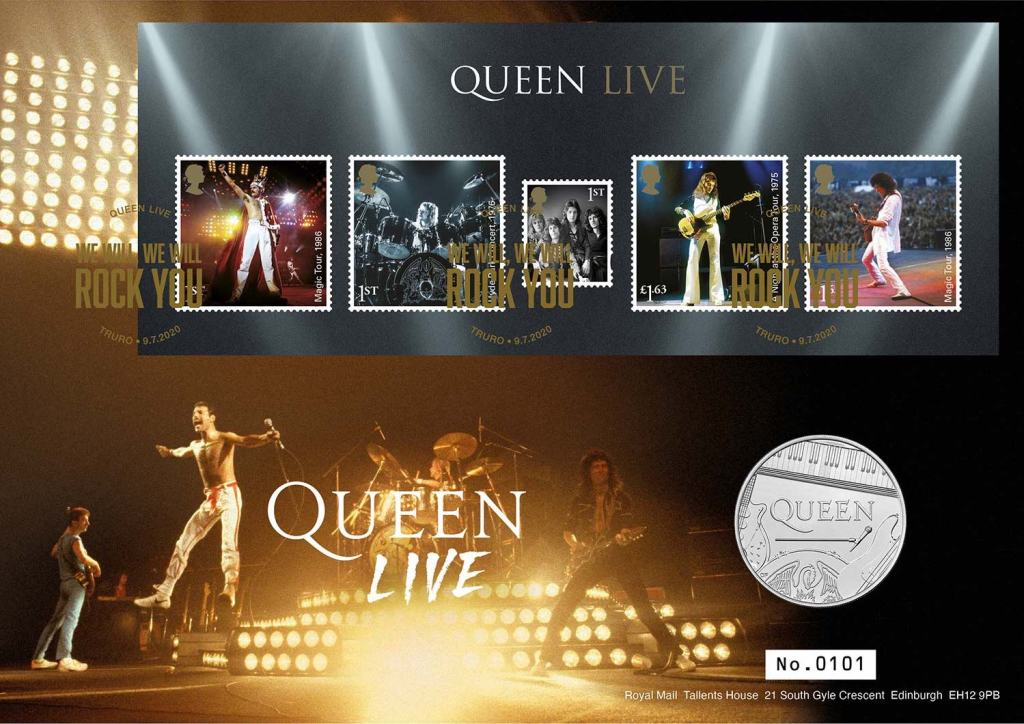 Queen Coin Cover