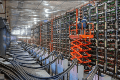 Bitcoin miners have amassed $600M worth of BTC since Feb