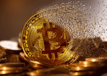 Bitcoin falls below $40k for the first time in six weeks