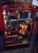 Model 616A inside