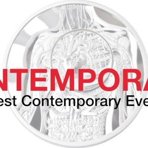Best Contemporary Event Coin - COTY Awards 2019