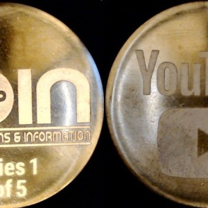 COIN OPP AUCTION. October 16, 2020 8:00 pm EST  with Flordelina and Robert