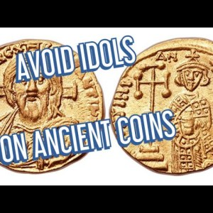 HOW TO AVOID ANCIENT COINS WITH IDOLS