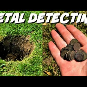 I FOUND A HUGE COIN SPILL ON MY FIRST HUNT! THE ULTIMATE COIN HUNT EPISODE #1