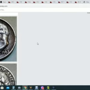 Coins With Gas Bubbles Coins That Have Gas Mint Errors