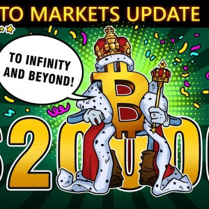 Bitcoin surges above $20K, another ATH! | Charlie Burton, NebraskanGooner, Michaël van de Poppe