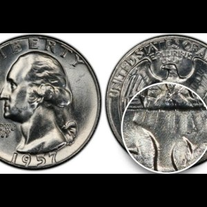 1957 A Year in Review Looking for a $2,000.00 Quarter!