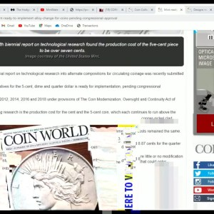 2021 Silver Dollars Images Revealed And Alloy Changed Coming