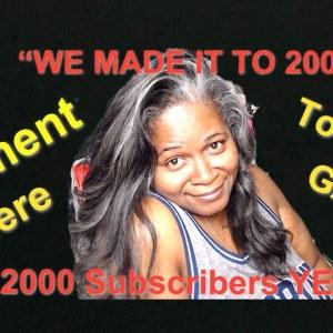 """ DID WE HIT - 2000 Subscriber!!! NO WAY!!!"""
