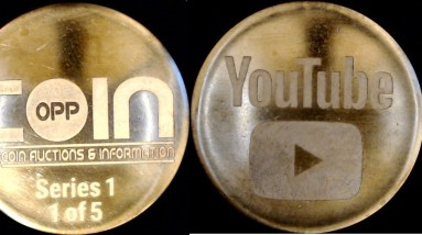 COIN OPP  AUCTION  FEBRUARY 3, 2021 3:00 pm EST with Flordelina and Robert