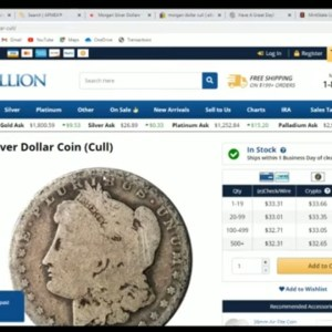 I am Not Misleading Coin Collectors On Coin Values