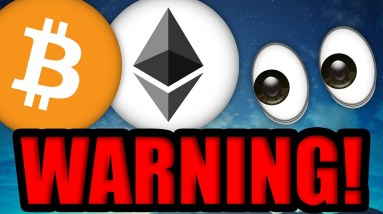 Bitcoin & Ethereum Crash NOT Done!?   My Cryptocurrency Market Analysis