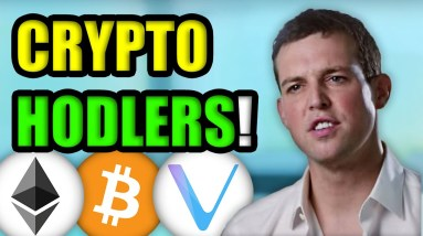 CRYPTO HODLERS...PAY ATTENTION TO THIS ETHEREUM UPDATE!