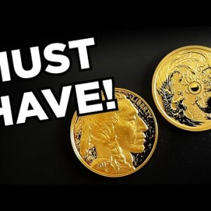 Must Have Gold - Buying Gold Coins by Popularity or Weight