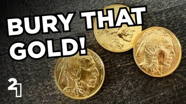Where I Keep My Gold - How To Store Gold At Home Etc.