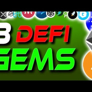🔥 3 SLEEPING GIANTS 🔥 3 Amazing Altcoin Projects! Best DeFi Investments 2021| Crypto News Today