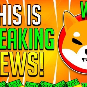 SHIBA INU COIN BREAKING NEWS NOW REVEALED! - EL Salvador & Kazahstan INTO CRYPTO!