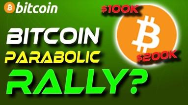 Bitcoin Parabolic Rally? Bitcoin Analysis & Bitcoin News Today   Crypto News Today