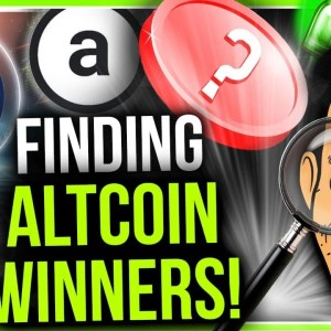 4 POWERFUL INDICATORS TO FIND THE BEST ALTCOINS.
