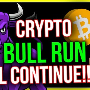 BIGGEST CRYPTO BULL RUN INCOMING. (5 REASONS WHY)