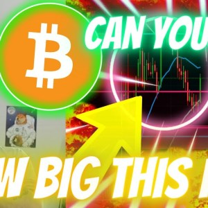 BITCOIN IS ABOUT TO DO SOMETHING VERY BIG!!!!! IS ETHEREUM EXITING ORBIT??