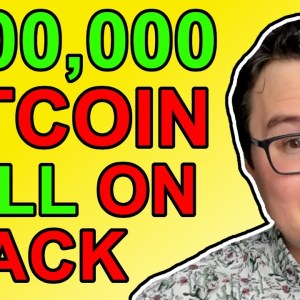 Bitcoin On Track For $100,000 BTC Price!