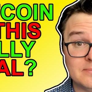 Bitcoin Price Enters Disbelief Zone! [Crypto News 2021]