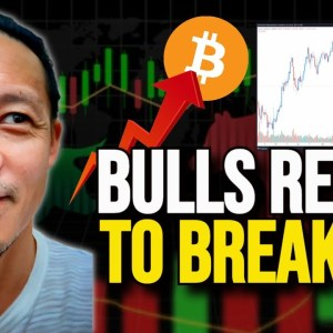Bitcoin Price READY TO SHOOT UP - Willy Woo | Aug. 26, 2021