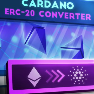cardanos erc 20 converter to launch next week as ada continues to rise