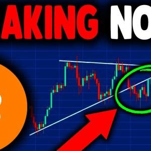 DECIDING MOMENT FOR BITCOIN HOLDERS!!! Bitcoin News Today & Bitcoin Price Prediction (Bitcoin Crash)