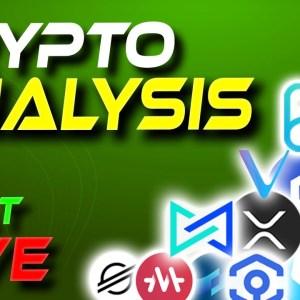 Crypto Analysis & Update   BTC, XRP, ADA & More   Crypto News Today Live