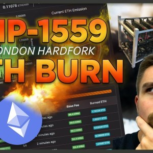 ETH activated EIP-1559 and what this means for Ethereum Miners.. 🔥