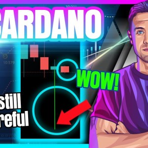 DID YOU SEE THIS CARDANO CHART?! (Will This ADA Demand Continue?)