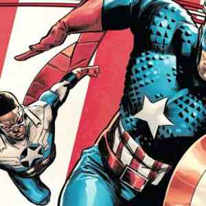 following spider man marvel launches nft collection for captain america and sam wilson