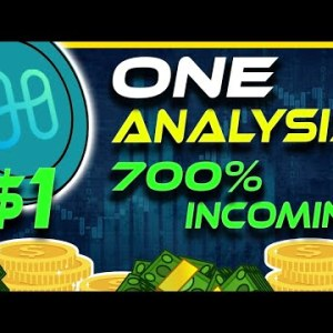 Harmony ONE Update! 700% Incoming | ONE Analysis & Update | Crypto News Today