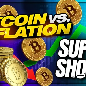 Inflation and The BITCOIN SUPPLY SHOCK That Is Coming!