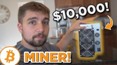 Is my $10,000 Bitcoin Miner WORTH IT?