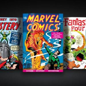 marvel launches first nft digital comic books on veve