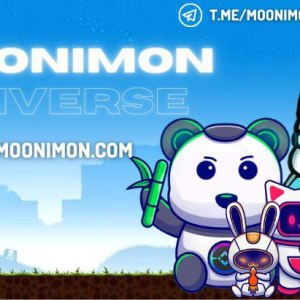moonimon universe the newest nft to skyrocket the crypto space