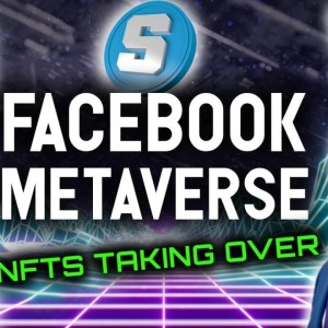 FACEBOOK'S TOP SECRET METAVERSE? NFTs best chance for crypto adoption! + Giveaway