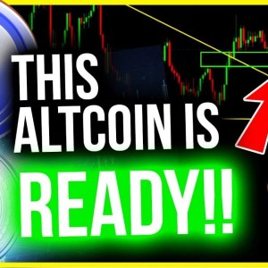 OUR LATEST ALTCOIN GEM IS READY FOR TAKEOFF! (BITCOIN SIDEWAYS)