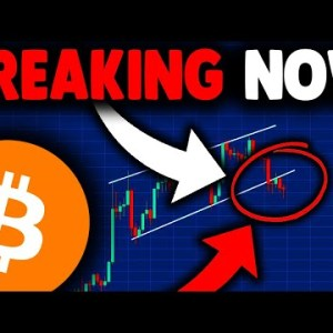 BITCOIN BREAKING NOW (important update)!!! BITCOIN NEWS TODAY & PRICE PREDICTION AFTER BITCOIN CRASH