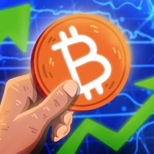 rising institutional adoption bullish momentum send bitcoin btc closer to 50000 resistance