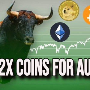 These Crypto Coins Can Double Your Portfolio In August!