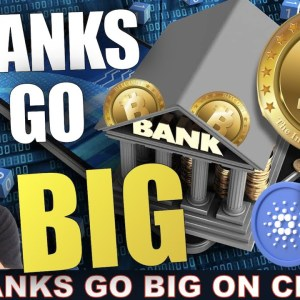 TRILLION DOLLAR BANKS ARE GOING BIG ON BITCOIN & CRYPTO. SHOULD YOU?