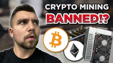 USA is BANNING Bitcoin and Crypto Mining!?