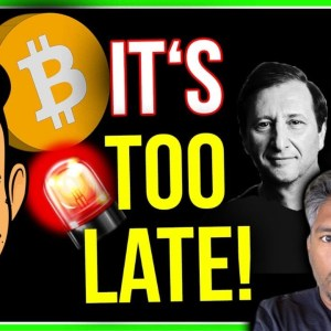 WHY WE'RE BUYING BITCOIN RIGHT NOW!