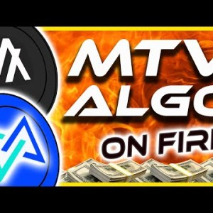 MULTIVAC & ALGORAND ARE ON FIRE | WHY THESE ALTCOINS ARE PUMPING? | Crypto News Today